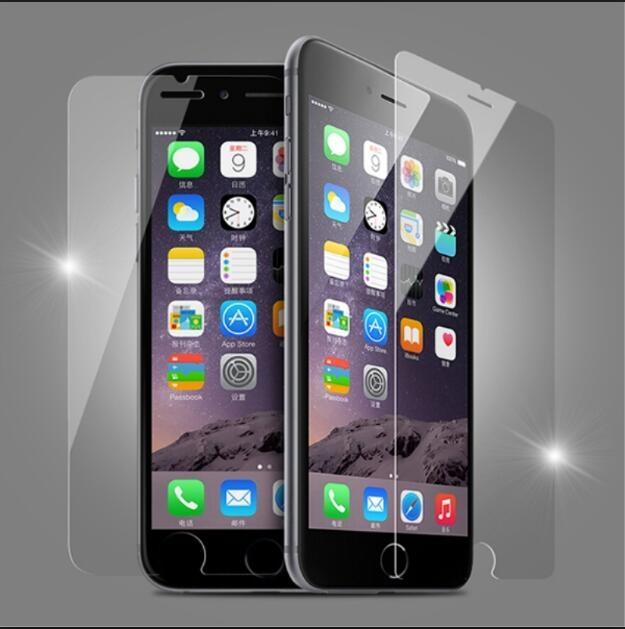 2.5D鋼化玻璃膜 9H硬度 iPhone 7 Plus 鋼化膜 iphone 7 iphone 6s plus 6s 螢幕保護貼 防刮 防塵