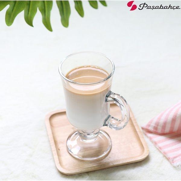 土耳其Pasabahce高腳玻璃咖啡杯230cc