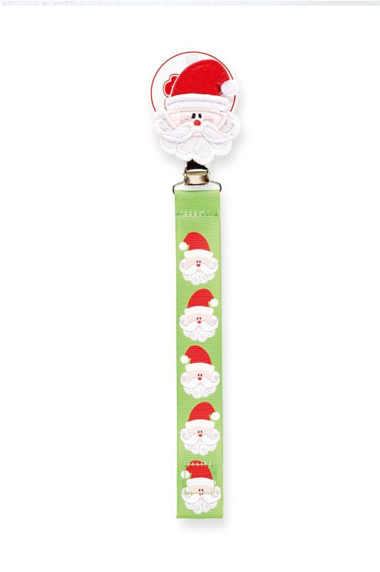 造型奶嘴鍊夾: 聖誕老人: 2112170