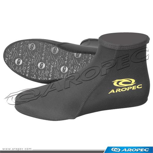 萊卡潛水游泳襪SK-SW-01-Lycra-BK AROPEC