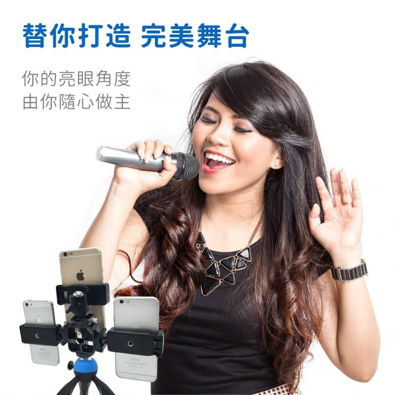 iST平板手機支架立架可調整視角卡片收納型iPad air mini三星SONY iphone HTC