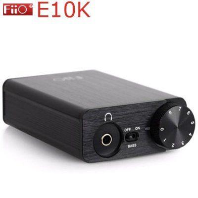 平廣 台灣公司貨保固一年送收納袋禮 Fiio E10K USB DAC 耳擴 耳機擴大機 喇叭擴大機 E10新款