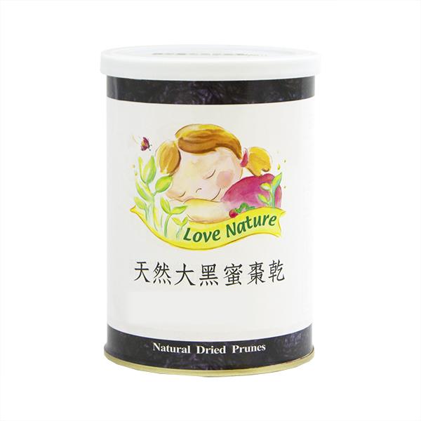 天然大黑蜜棗乾(純素食)