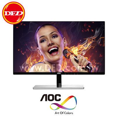艾德蒙 AOC 顯示器 I2379VHE6 23吋 1920x1080 FHD 窄邊框螢幕設計 不閃頻技術 公司貨 液晶螢幕
