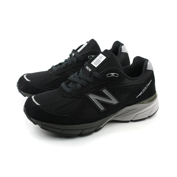 NEW BALANCE 990系列 跑鞋 黑色 女鞋 W990BK4 no059
