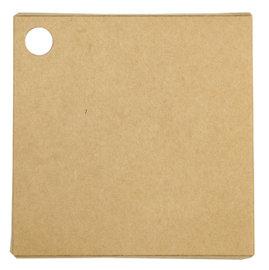 《荷包袋》8吋乳酪蛋糕盒-內襯小圓-牛皮 10入/包
