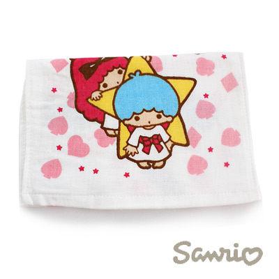 Sanrio三麗鷗授權-雙子星塔羅紗蘿童巾