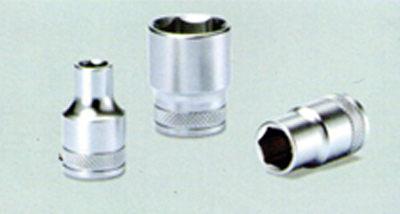 六角套筒短型四分1 2*17mm