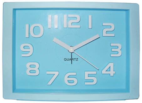 立體數字鬧鐘-方形