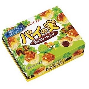 樂天LOTTE巧克力千層派73g盒合迷雅好物超級商城