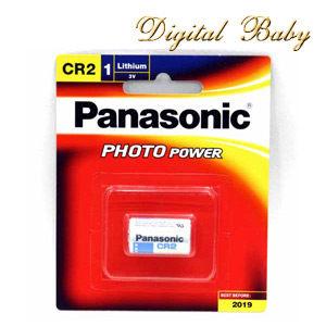 Panasonic CR2 鋰電池  (非可充式) 適用mini 25 / mini50s/ mini50