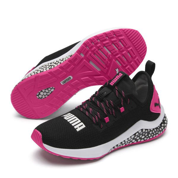 Puma Hybrid NX 女 黑粉 慢跑鞋 運動鞋 訓練 跑步 健身 有氧 休閒鞋 彈性鞋底 舒適 緩衝 19226804