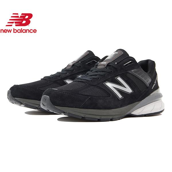 ~[TellCathy] New Balance 990 男鞋 休閒 美國製 寬楦 麂皮 緩震 黑 M990BK5