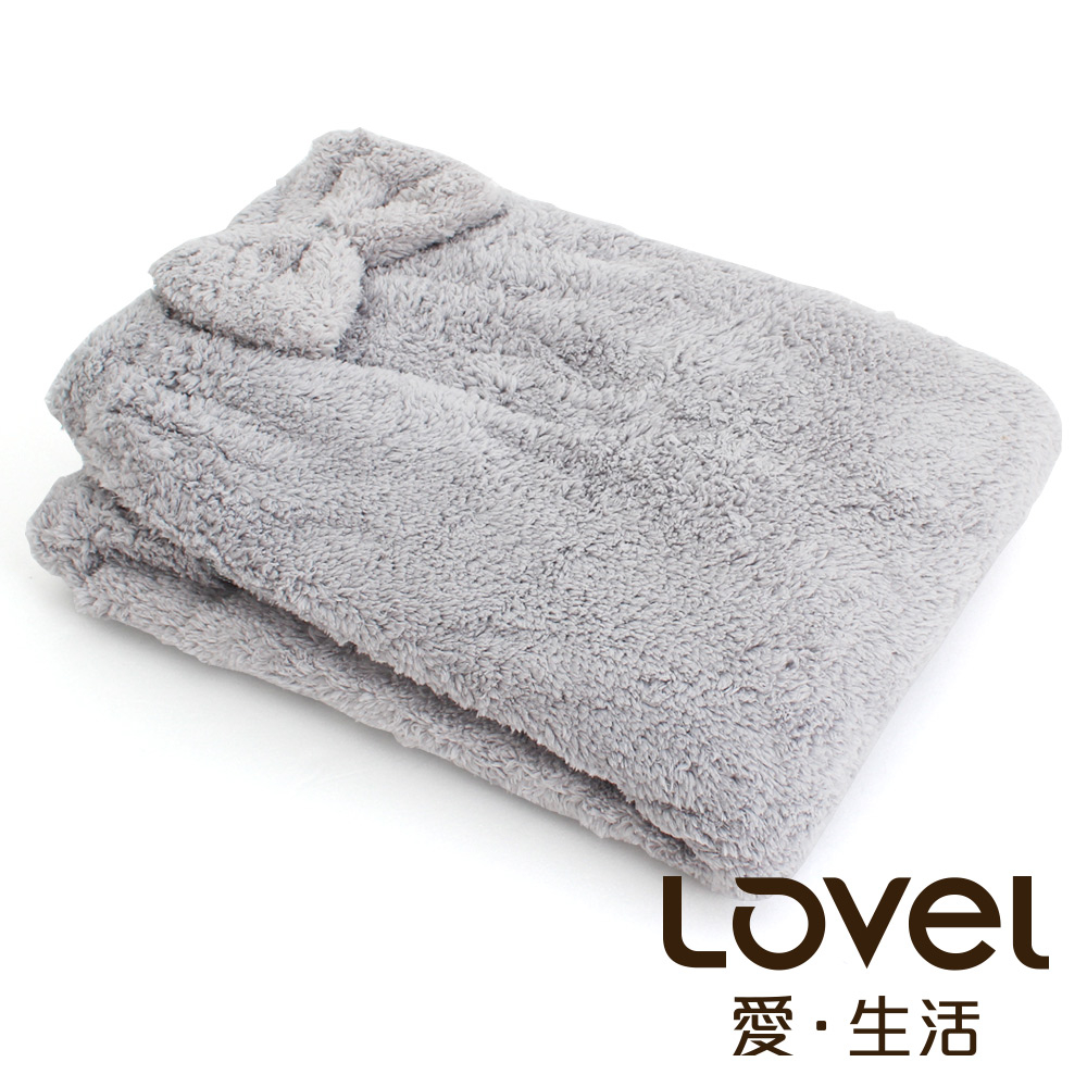 Lovel 7倍強效吸水抗菌超細纖維浴裙-共九款