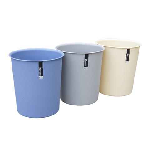 KEYWAY大圓型京都垃圾桶(260*320mm/12.4L)【愛買】