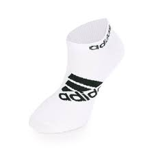 ADIDAS  Performance Crew 襪子 短襪 踝襪 慢跑  休閒 白 (五入)【運動世界】AA2326