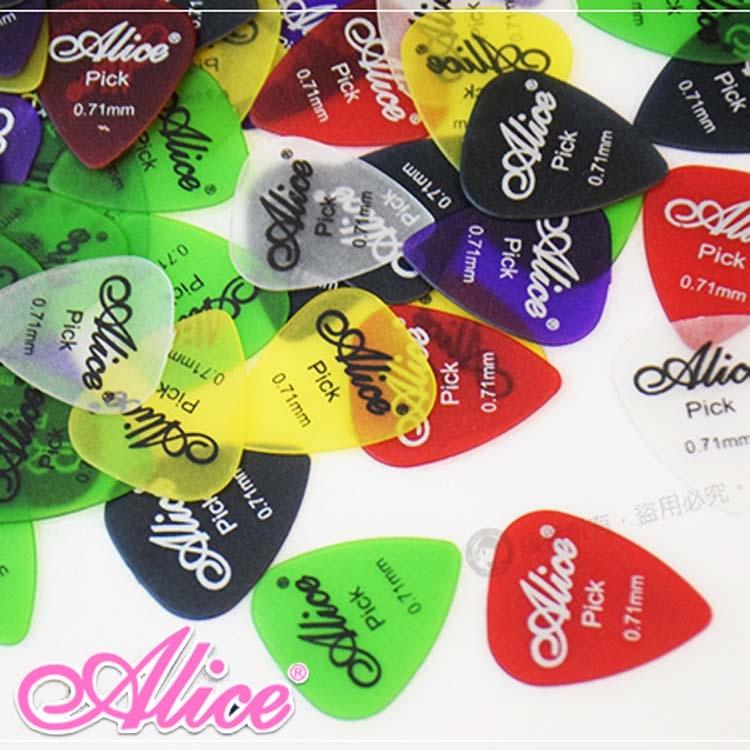 【小麥老師樂器館】彈片 ALICE AP-I (買1送1) PICK 撥片 木吉他 烏克麗麗 電吉他【C12】