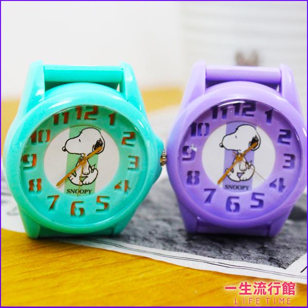 史努比SNOOPY正版兒童卡通手錶矽膠錶帶石英手錶H01047