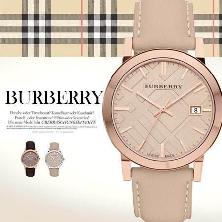 BURBERRY英倫精品時尚腕錶BU9014現排單免運