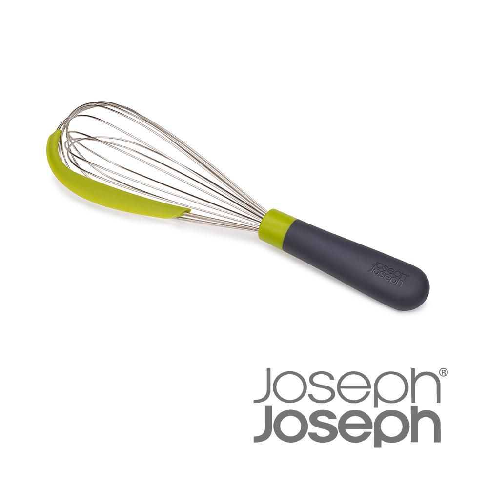 Joseph Joseph英國創意餐廚二合一打蛋刮刀器-20056
