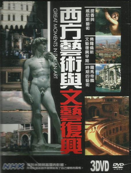 西方藝術與文藝復興DVD音樂影片購