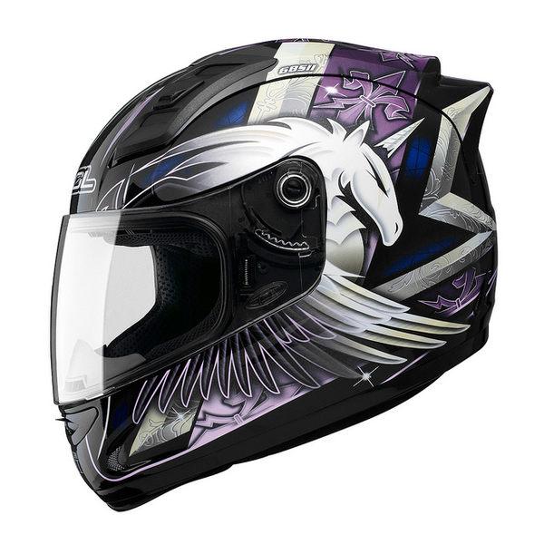 SOL安全帽68S 69S 3代獨角獸黑紫