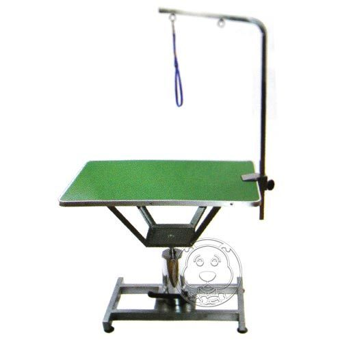 ZOO寵物樂園美容桌系列N-203進口專業液壓升降美容桌81*52*82~96cm