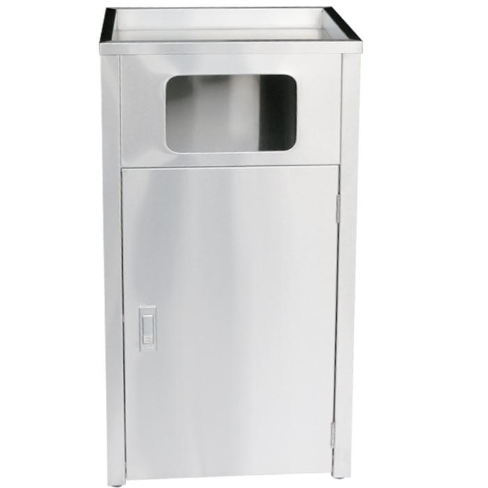 CK-TH-78SD不銹鋼垃圾桶