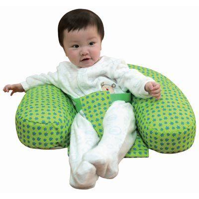 K's Kids 奇智奇思~ BabyCare系列~多功能餵乳枕(綠 / 橘)