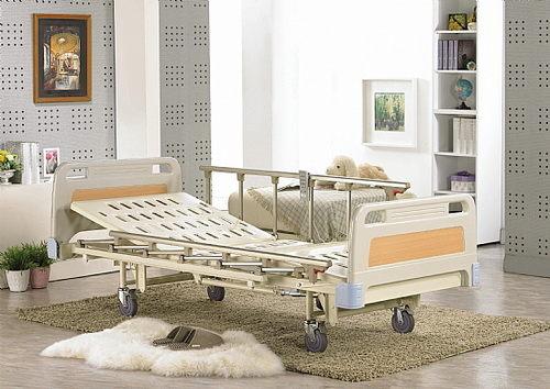 好禮三重送電動病床電動床耀宏三馬達電動護理床YH316醫療床復健床醫院病床