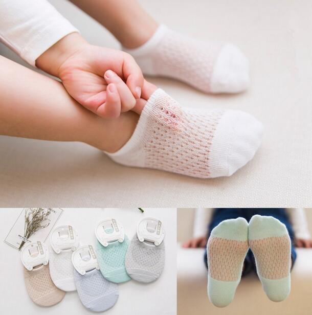 兒童襪子春夏薄款寶寶純棉襪 「衣衣布舍」