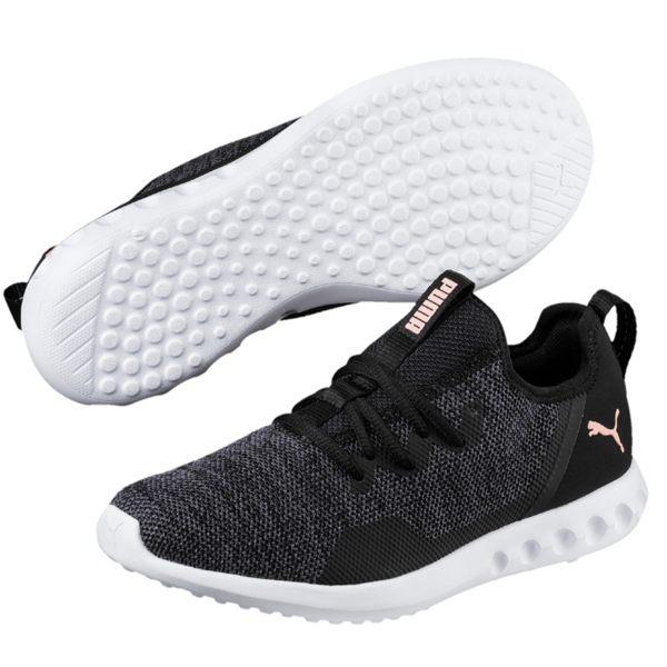 Puma Training 黑 女款 運動鞋 訓練鞋款 慢跑 休閒 Knit 瑜珈 健身 輕量 19096701