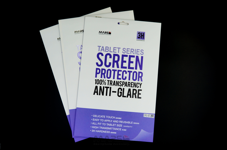 Mars 3H透明高清Samsung三星10吋平板防刮螢幕保護貼單面提供多型號