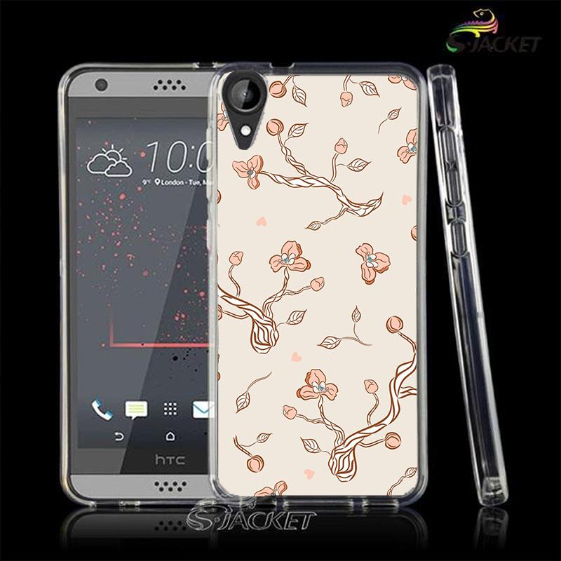 3C膜露露木紋花軟殼HTC Desire 10 Lifestyle手機殼手機套保護套