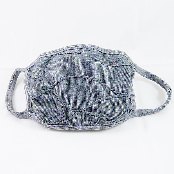 時尚立體口罩1個入(淺灰.深灰.黑)