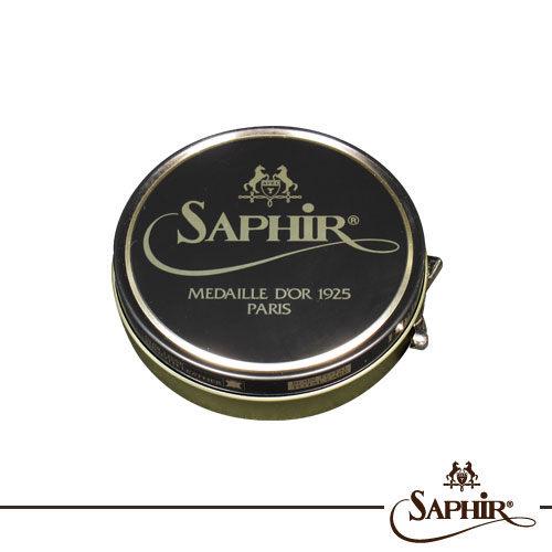 SAPHIR莎菲爾-金質防水滋養貂油