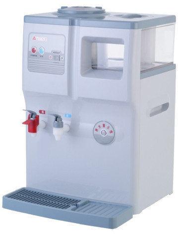 【艾來家電】【刷卡分期零利率 免運費】元山 蒸汽式 溫熱開飲機 11.8公升YS-863DW