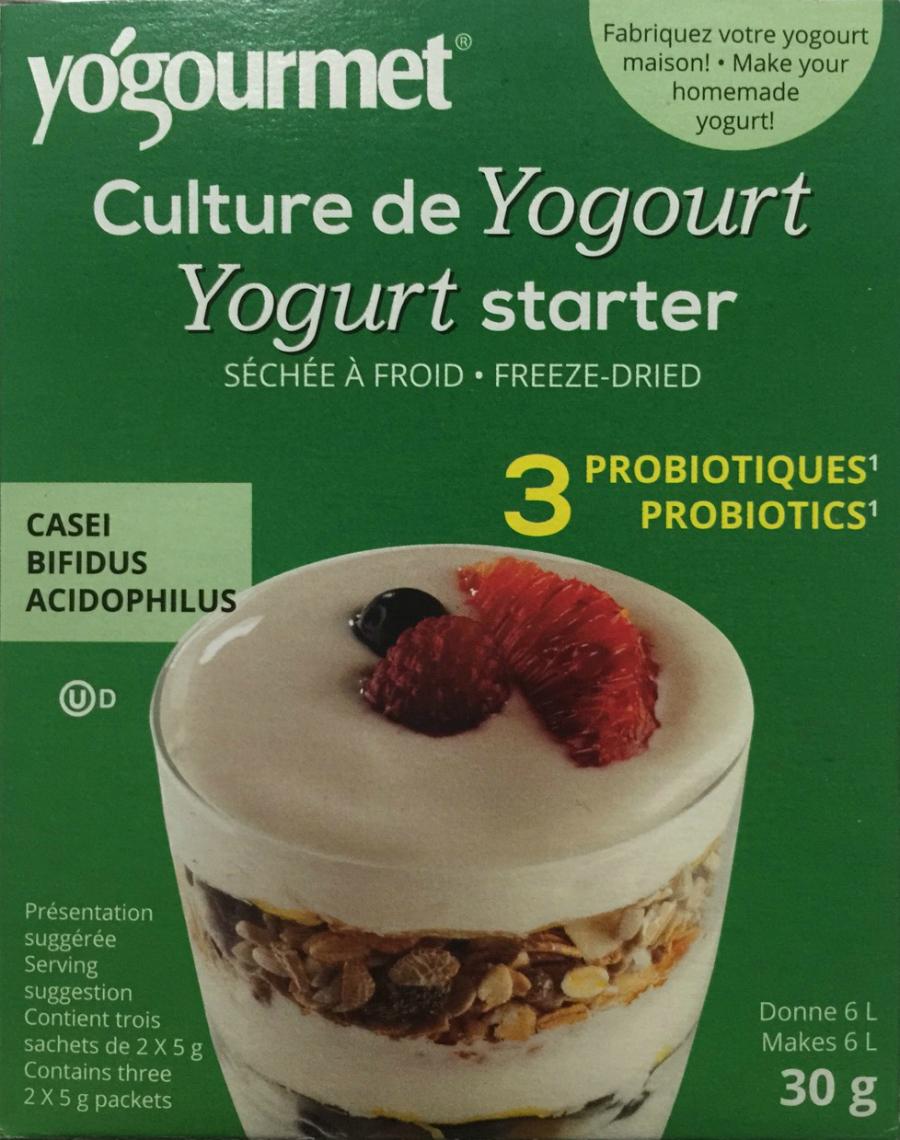 加拿大原裝30gCBA優格菌粉DIY優酪乳優格自製優格優酪乳