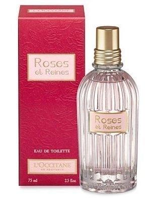 L OCCITANE歐舒丹四個皇后玫瑰淡香水75ml七三七香水精品坊