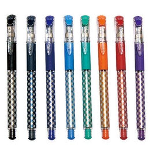 《☆享亮商城☆》BP-238 淺藍 0.38彩格中性筆 CKS