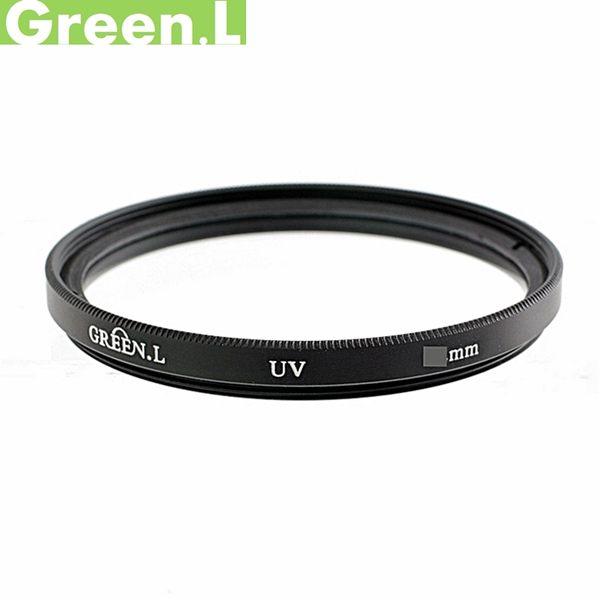 我愛買Green.L入門款62mm保護鏡62mm濾鏡Nikon尼康Nikkor 20mm f 2.8D 85mm f 1.8D 70-300mm f 4-5.6G uv濾鏡uv保護鏡