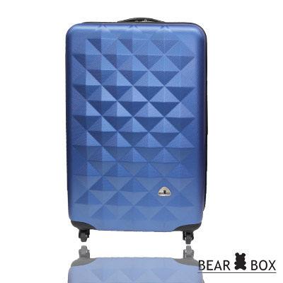 行李箱 旅行箱 BEAR BOX 晶鑽系列20吋