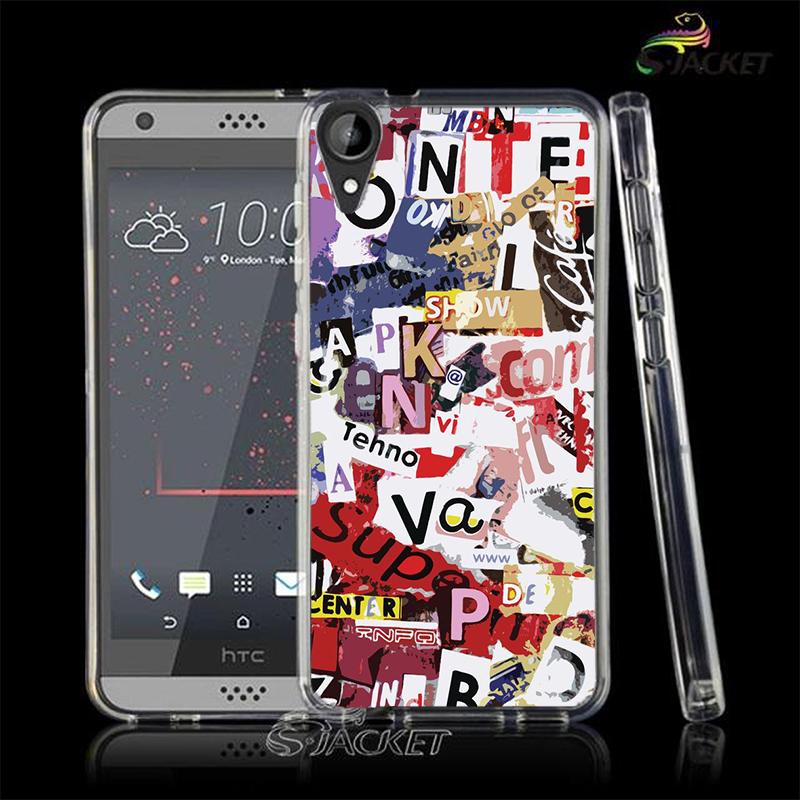 3C膜露露抽象軟殼HTC Desire 10 Lifestyle手機殼手機套保護套