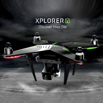 XIRO零度智控探索者專業四軸無人機空拍機-雙電V版