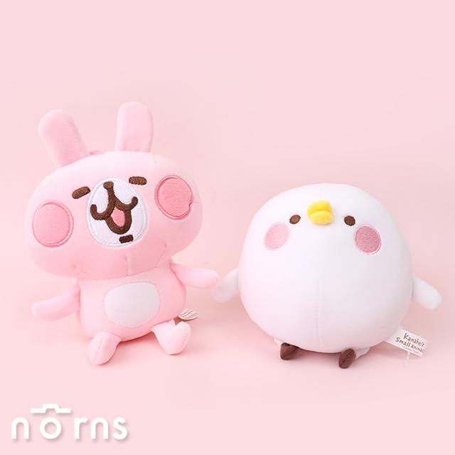 【Kanahei軟QQ坐姿娃娃 6吋】Norns 附吊繩 卡娜赫拉小動物 兔兔P助 正版授權 絨毛玩偶