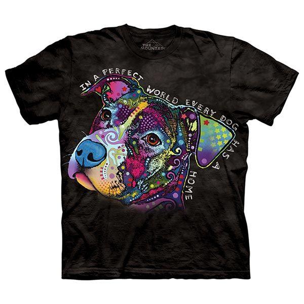 摩達客預購大尺碼3XL美國進口The Mountain彩繪完美米克斯純棉環保短袖T恤10415045215