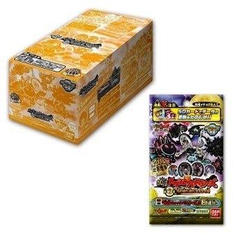 支援3DS 12月最新妖怪手錶U幽靈手錶U專用徽章第四幕月亮出來出來篇整盒12包玩樂小熊