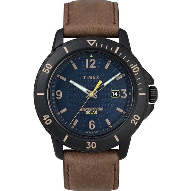 【TIMEX】 天美時 遠征系列 探險手錶 (棕/藍 TXTW4B14600)
