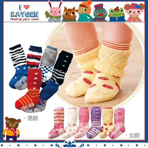 男女嬰兒寶寶防滑打底襪高筒泡泡襪保暖襪子