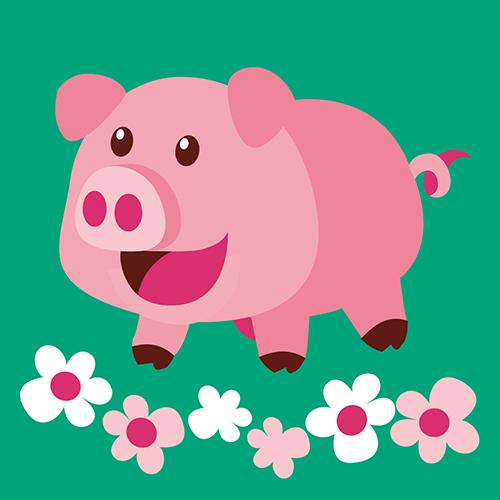 DR06312生肖豬